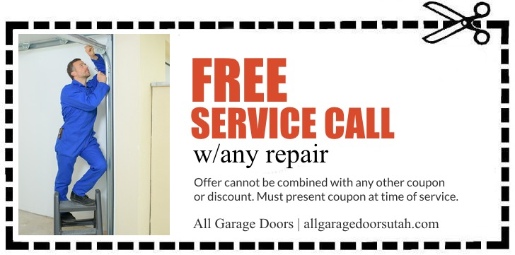 Garage Door Repair Coupons All Garage Doors Utah