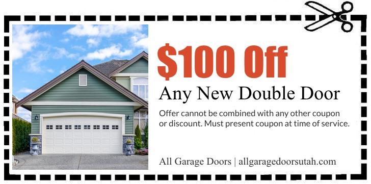 Garage Door Coupons All Garage Doors Utah